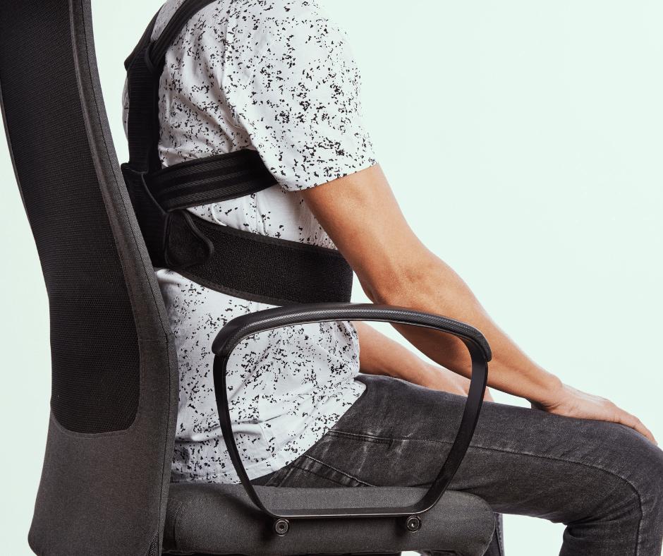 Comment porter un correcteur de posture
